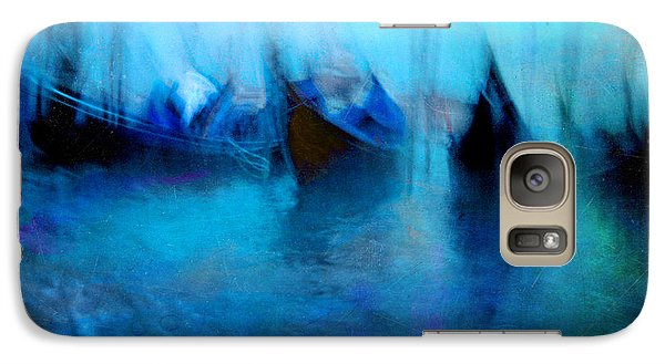 Galaxy Case featuring the photograph Seascape #16. Venetian Shore by Alfredo Gonzalez