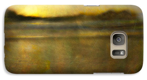 Galaxy Case featuring the photograph Seascape #18 by Alfredo Gonzalez