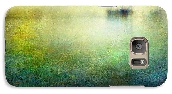 Galaxy Case featuring the photograph Seascape #19 -shipside- by Alfredo Gonzalez
