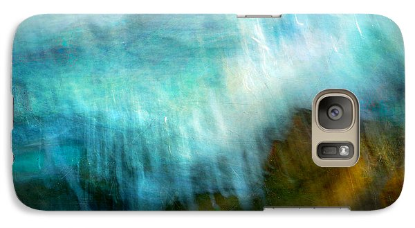 Galaxy Case featuring the photograph Seascape #20 - Touching Your Hand by Alfredo Gonzalez