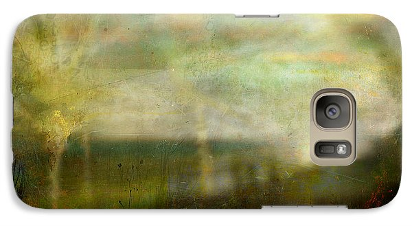 Galaxy Case featuring the photograph Seascape #22. Starmus Bay by Alfredo Gonzalez