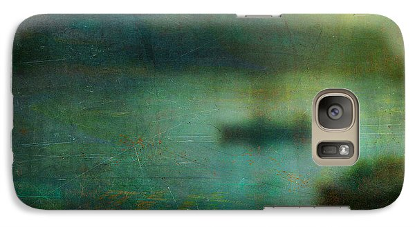 Galaxy Case featuring the photograph Seascape #23. Retreat Pond by Alfredo Gonzalez