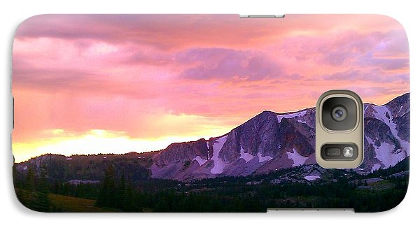 Galaxy Case featuring the photograph Seasons Change by Chris Tarpening