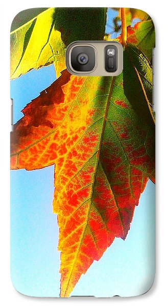 Galaxy Case featuring the photograph Season's Change by James Aiken