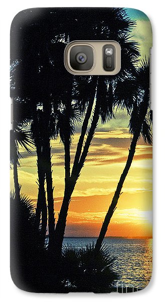 Galaxy Case featuring the photograph Secluded Paradise by Janie Johnson