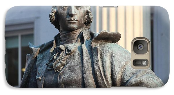 Galaxy Case featuring the photograph Secretary Of Treasury by Cynthia Snyder