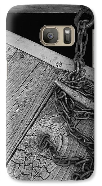 Galaxy Case featuring the photograph Secured by Geri Glavis