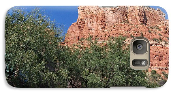 Galaxy Case featuring the photograph Sedona 2 by Tom Doud
