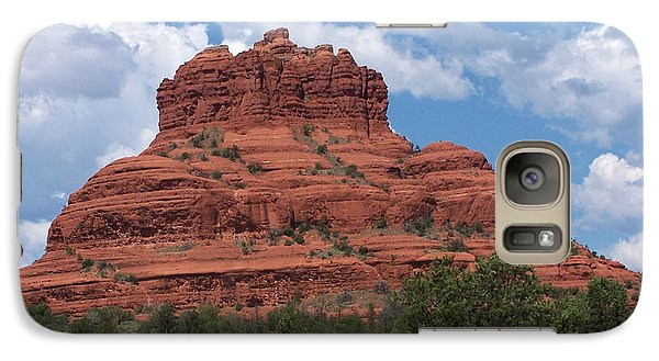 Galaxy Case featuring the photograph Sedona 5 by Tom Doud
