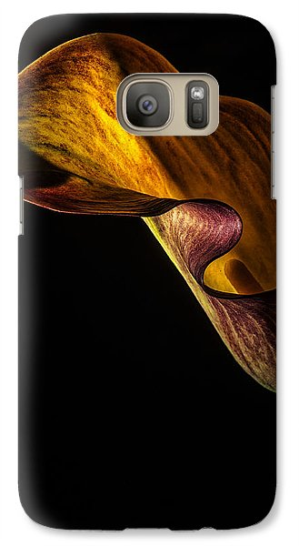 Galaxy Case featuring the photograph Seductress by Karen Slagle