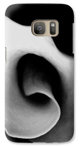 Galaxy Case featuring the photograph Sensitive Spirit by The Art Of Marilyn Ridoutt-Greene