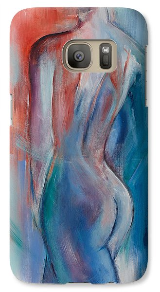 Nudes Galaxy S7 Case - Sensuelle by Elise Palmigiani