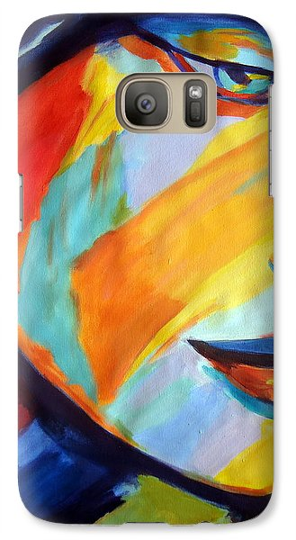Galaxy Case featuring the painting Sentiment by Helena Wierzbicki