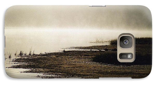 Galaxy Case featuring the photograph September Morning by David Porteus