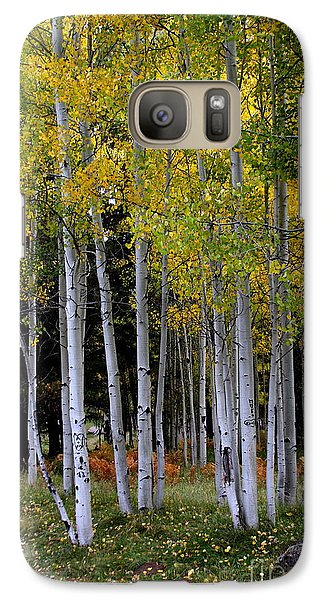 Galaxy Case featuring the photograph Serendipitous by Ruth Jolly