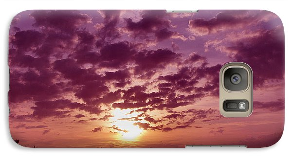 Galaxy Case featuring the photograph Serene by Heather King