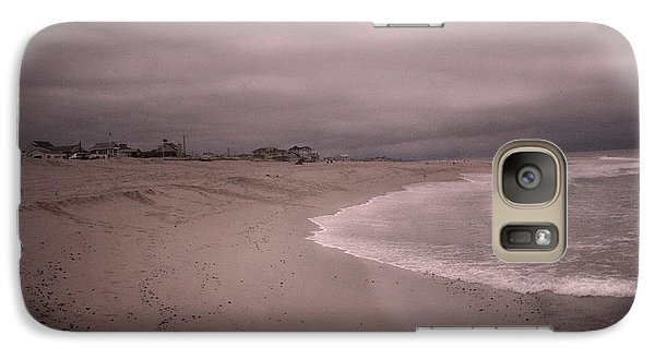 Galaxy Case featuring the digital art Serene Storm by Bruce Rolff