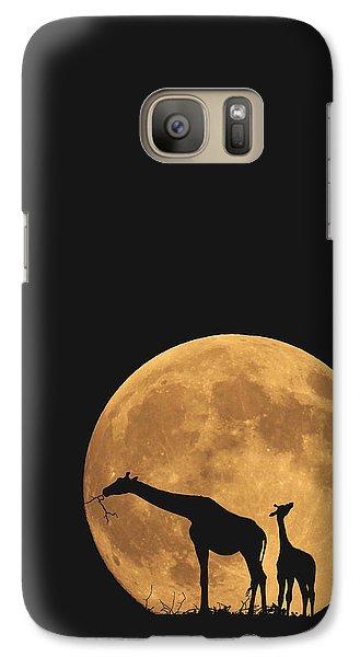 Serengeti Safari Galaxy S7 Case