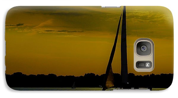 Galaxy Case featuring the photograph Serenity by Michael Nowotny