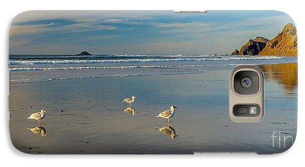 Serinity At The Coast Galaxy S7 Case