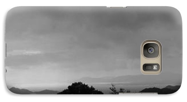 Galaxy Case featuring the photograph Seto Inland Sea by Cassandra Buckley