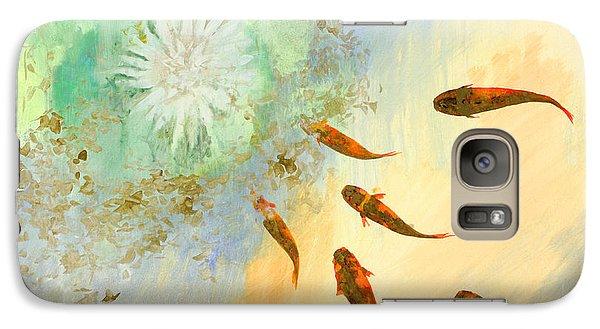 Sette Pesciolini Verdi Galaxy S7 Case