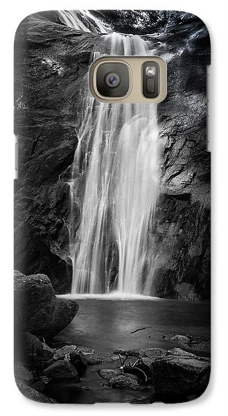 Galaxy Case featuring the photograph Seven Falls by Jay Stockhaus