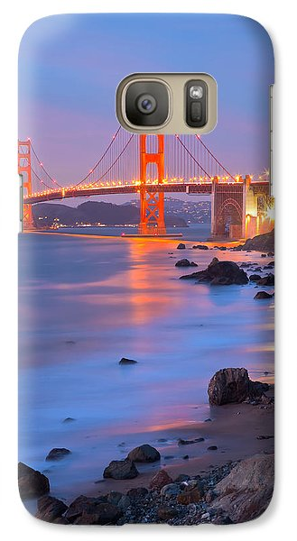 Galaxy Case featuring the photograph Sf Icon by Jonathan Nguyen