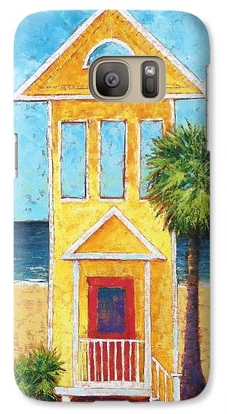 Galaxy Case featuring the painting SGI by Pam Talley