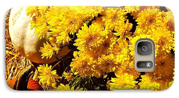 Galaxy Case featuring the photograph Shades Of Autumn by Randy Rosenberger