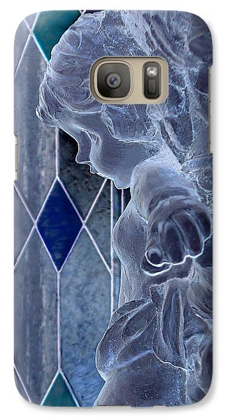 Galaxy Case featuring the photograph Shades Of Night 2 by Terry Webb Harshman