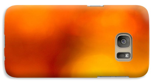 Galaxy Case featuring the photograph Shades Of Spheres by Cathy Dee Janes