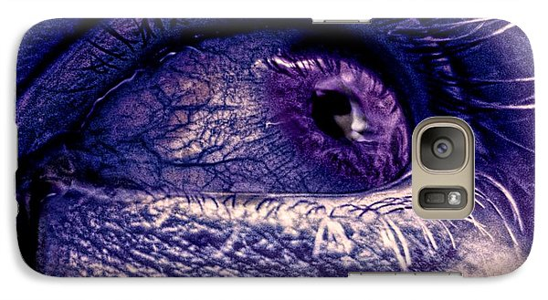 Galaxy Case featuring the painting Shades Of Sympathy by David Mckinney