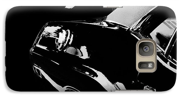 Vehicle Galaxy Case featuring the photograph Shadow Of American Muscle by Aaron Berg