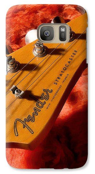 Rock And Roll Galaxy S7 Case - Shadowcaster by Douglas Pittman
