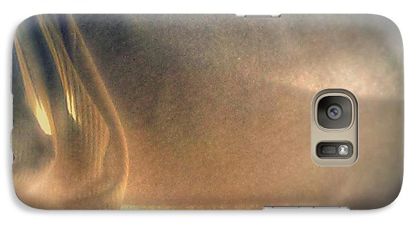 Galaxy Case featuring the photograph Shadowplay by Steven Huszar