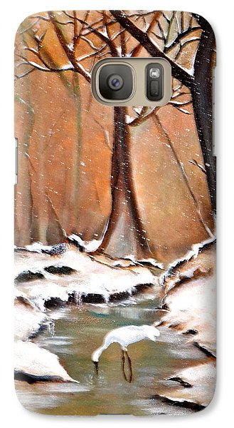 Shadows Beyond Winter Galaxy S7 Case