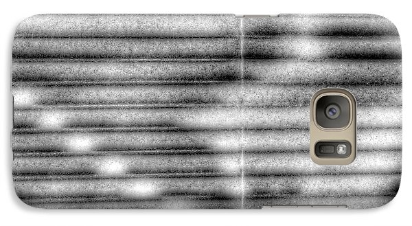 Galaxy Case featuring the photograph Shadows... Day-by-day... by Steven Huszar