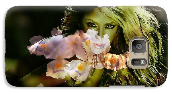 Shakira Galaxy S7 Case by Marvin Blaine