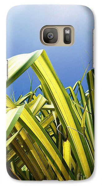 Galaxy Case featuring the photograph Shape Of Hawaii 9 by Ellen Cotton