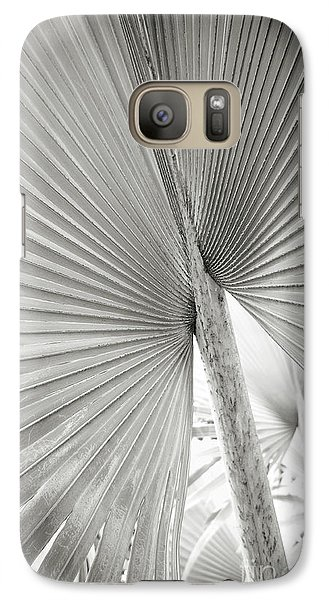 Galaxy Case featuring the photograph Shapes Of Hawaii 8 by Ellen Cotton