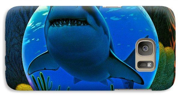 Nurse Shark Galaxy S7 Case - Shark World  by Robin Moline