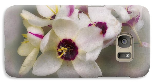 Galaxy Case featuring the photograph Sharon by Elaine Teague