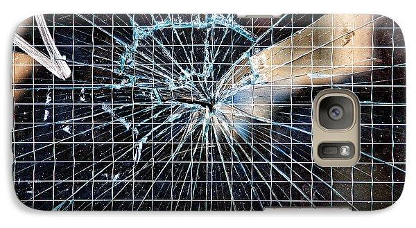 Shattered But Not Broken Galaxy S7 Case