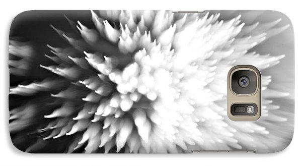 Galaxy Case featuring the photograph Shattered by Dazzle Zazz