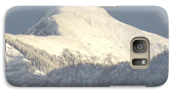 Galaxy Case featuring the photograph Sheep's Head Peak-mountain Muse Between Storms by Anastasia Savage Ealy