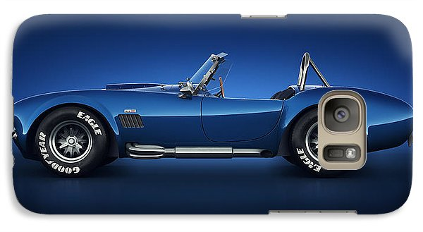 Shelby Cobra 427 - Water Snake Galaxy S7 Case by Marc Orphanos
