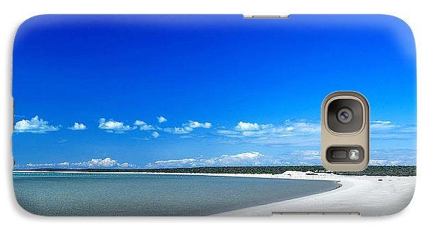 Galaxy Case featuring the photograph Shell Beach by Yew Kwang
