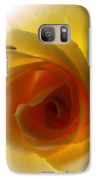 Galaxy Case featuring the photograph Shelter Me From Harm by Robyn King