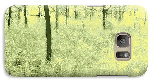 Galaxy Case featuring the photograph Shimmering Spring Day by John Hansen